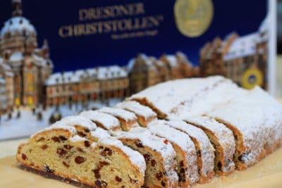 Dresdner Christstollen Schmuckdose