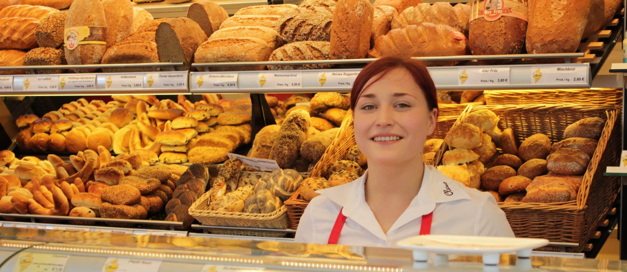 Ausbildung Bäckereifachverkäufer/-in