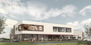 Bäckerei Claus Produktionsstätte